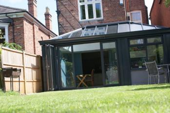 Bi-Fold Doors & the Home Office
