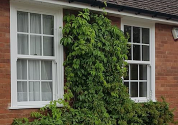 What is the average cost of double glazing a house?