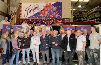 Finesse Windows win the WHICH? Trusted Trader of the Year Award 2021