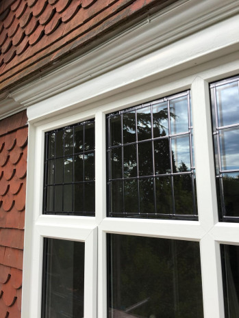 How to clean your uPVC double glazed windows?