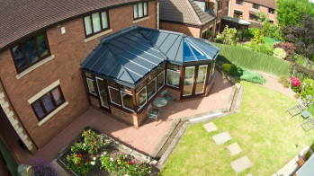 CASE STUDY: Building Liv-In Rooms and Solid Roof Conservatories