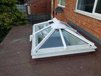 CASE STUDY: Installing a Roof Lantern
